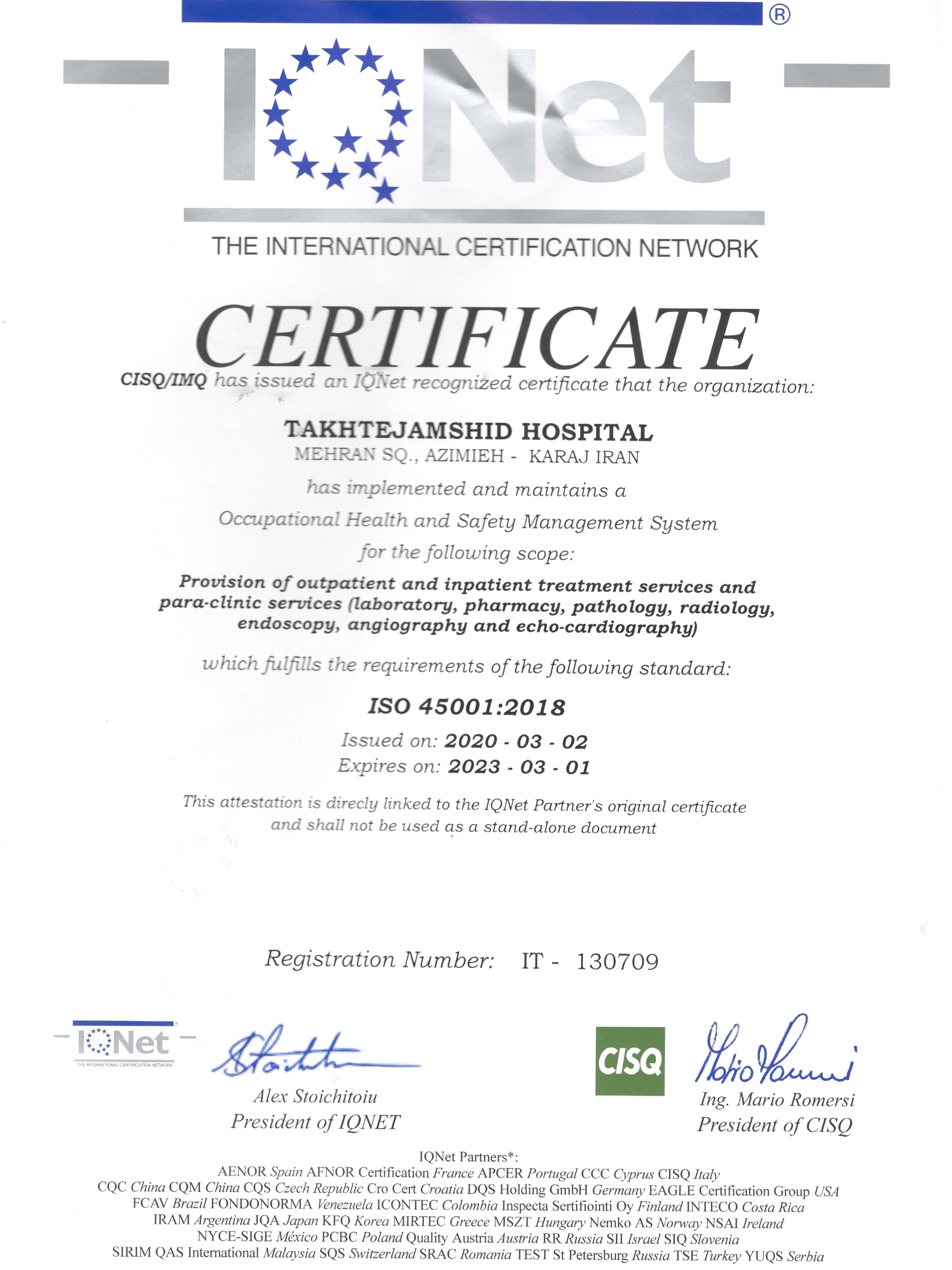 Iso 14001 .